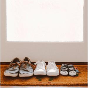 Adoptive family   shoes
