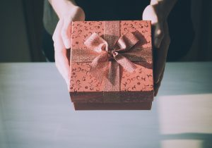 Unexpected gift | San Clemente