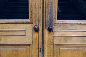 doors-warm-worn