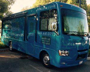 Mobile Services Pregnancy test  Ultrasounds